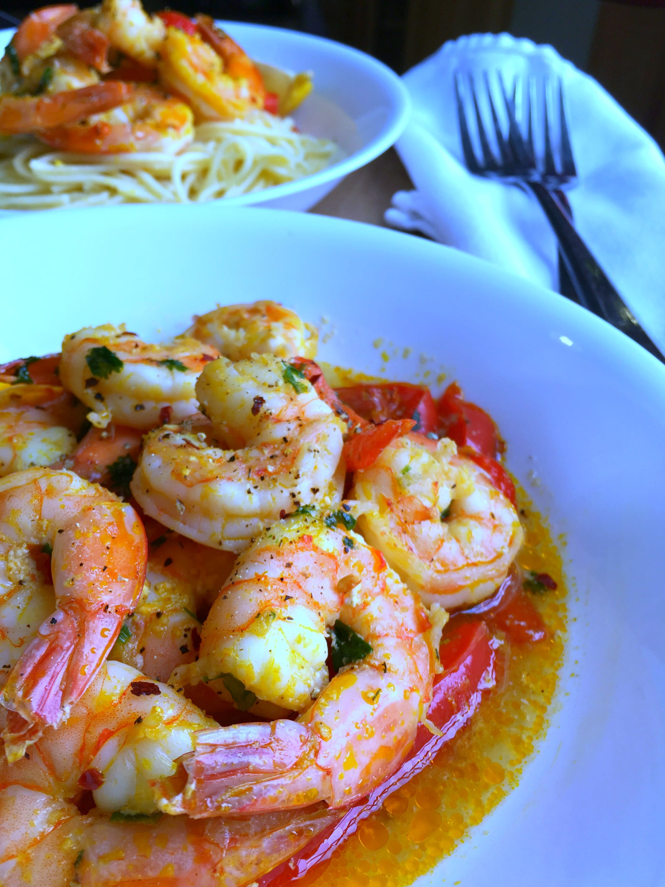 This flavorful Shrimp Stew dish is based on the original Brazilian recipe that I enjoyed growing up in Bahia