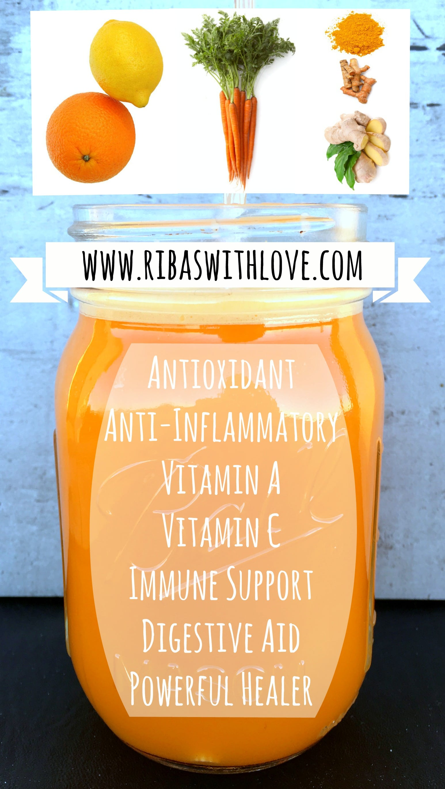 Feeling a little under the weather? This refreshing juice can give your immune system a boost and help you fight diseases and inflammation.