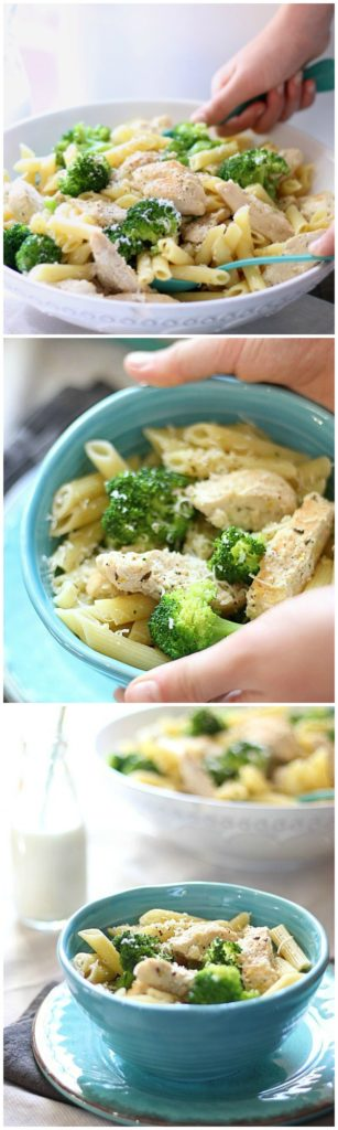 This classic Chicken Broccoli Pasta is the perfect recipe for a week night meal. In less than 30 minutes, you can cook and serve this nourishing meal, making this an excellent choice for those busy nights on the go! gardeninthekitchen.com